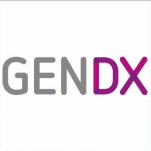 GenDx logo website