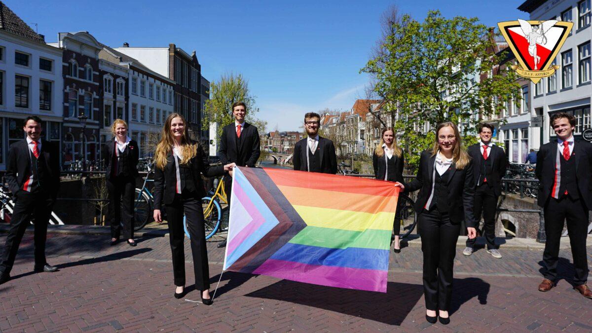 Juni is pride month!